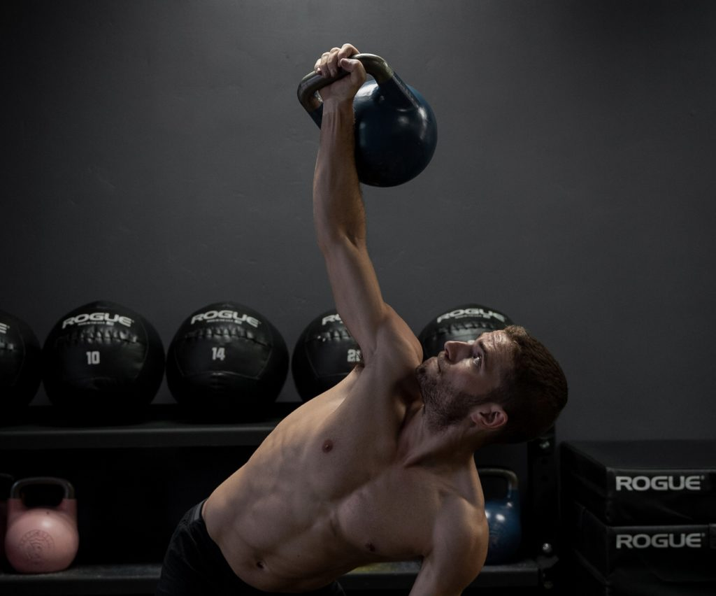 Kettlebell Workout: 1