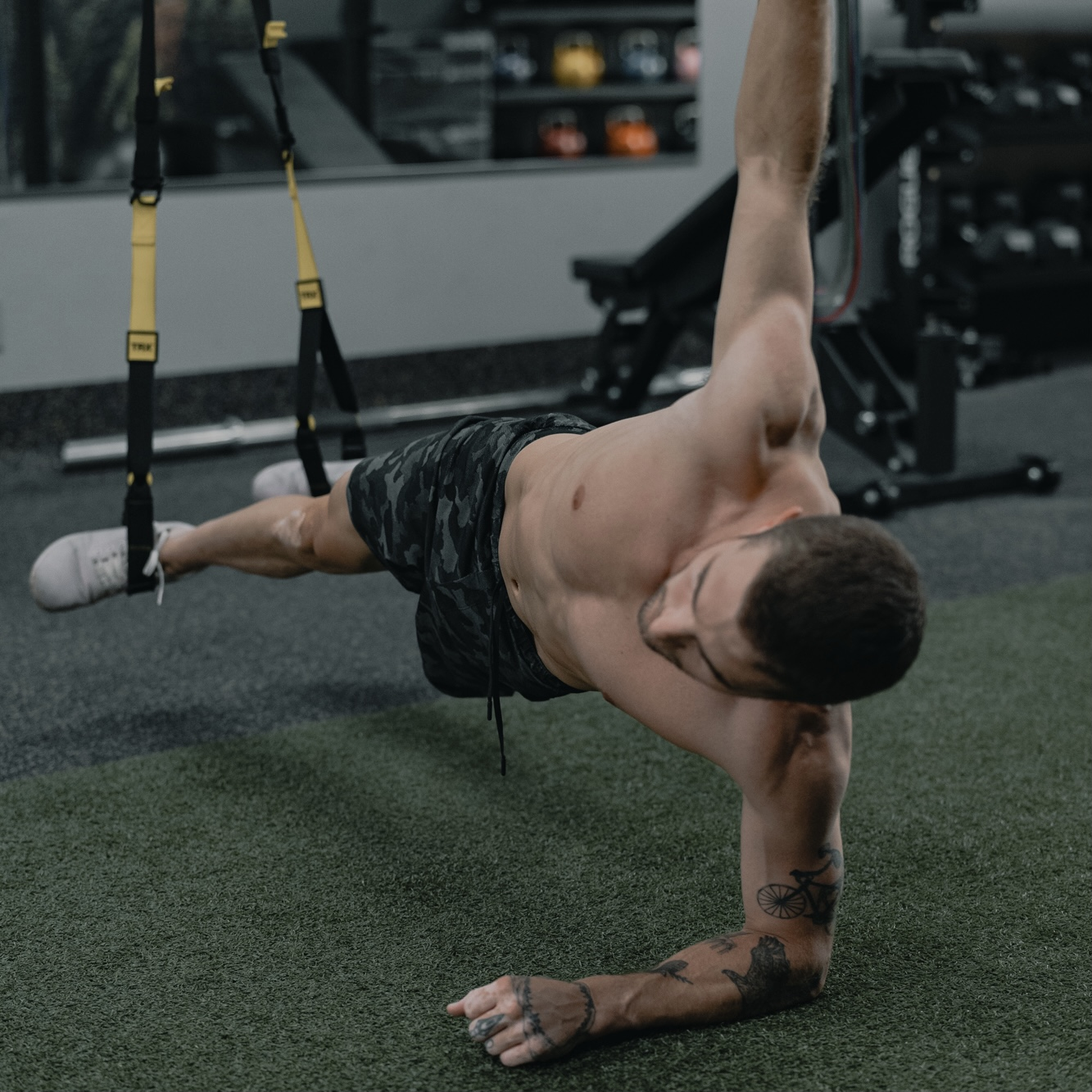 TRX Workout: 3