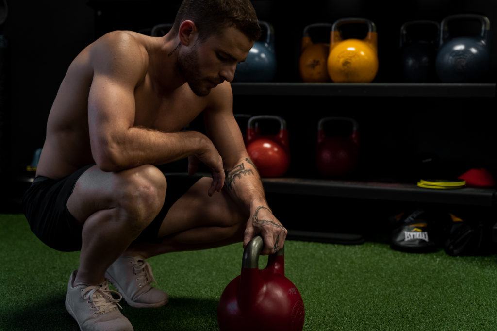 Kettlebell Workout: 2