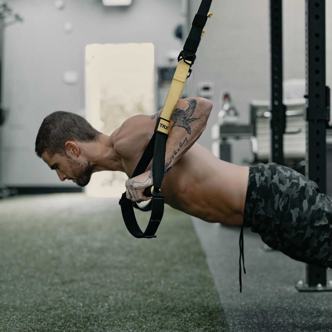 TRX Workout: 4